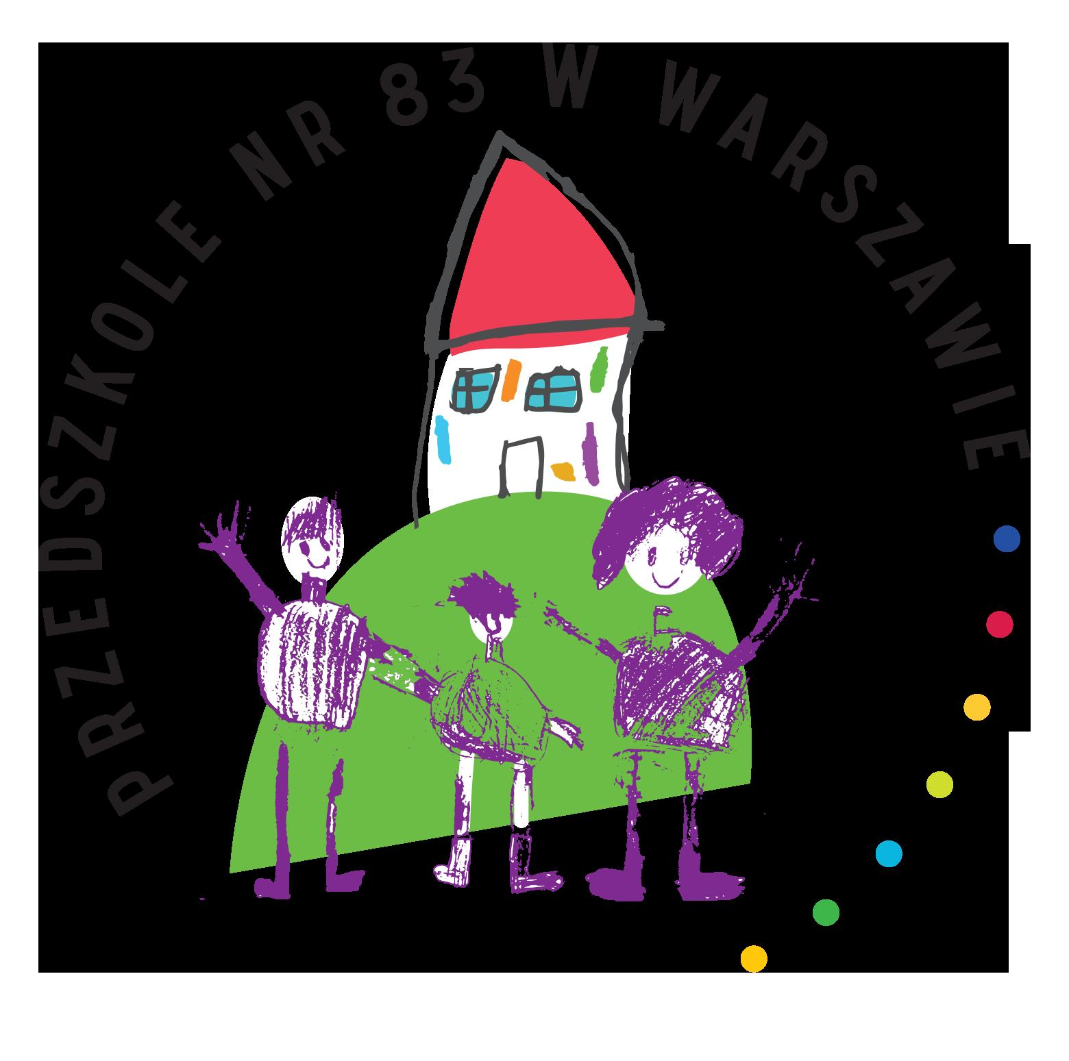Przedszkole 83 Logo